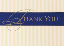 Sincere Thanks Thank You Card